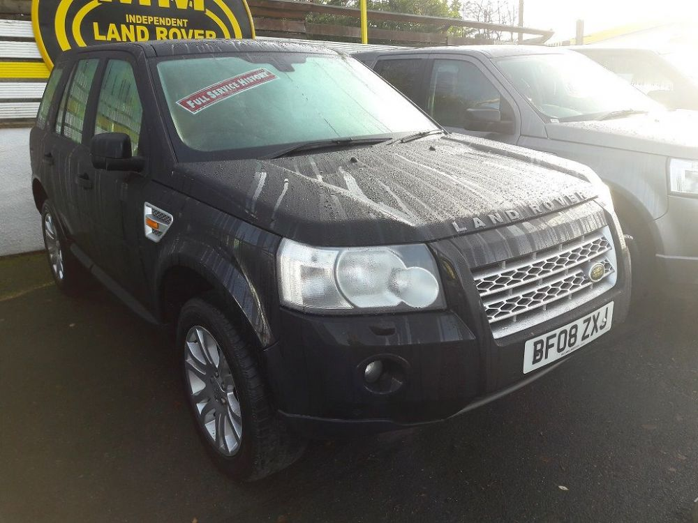 *** SOLD *** Freelander 2 HSE 2.2 TD4 Automatic 2008